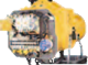 Optional Variable Frequency Drive on Accolift Electric Chain Hoist